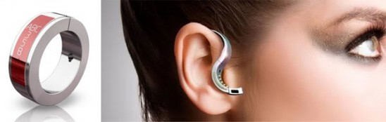 Fashionable Bluetooth Headset