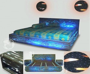 The Expose LED Bed